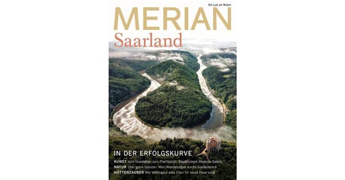 Zeitschrift Merian Abo