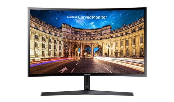 Samsung C27F396FHU Curved Monitor