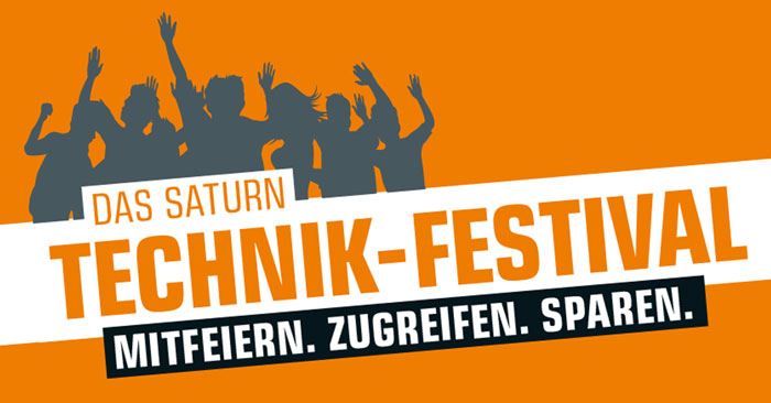 Saturn Technik-Festival