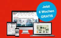 WirtschaftsWoche Digital kostenlos
