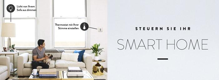 Echo Dot Smart Home