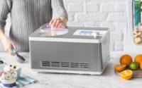 2-in-1 Eismaschine und Joghurtbereiter Elisa
