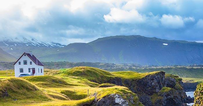 Germania Flüge nach Island