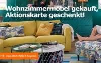 IKEA Wohnzimmermöbel Aktion