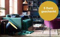 IKEA Gutschein auf Wohntextilien