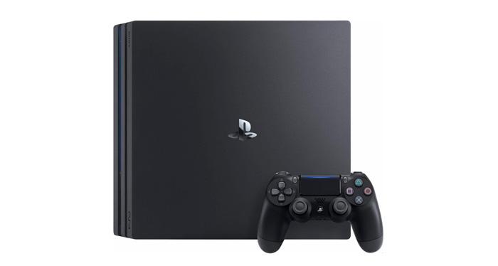 Playstation 4 Pro 1 TB Spielekonsole