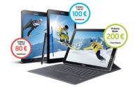 Samsung Galaxy Tablets Cashback Aktion