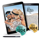 Samsung Galaxy Tablets Cashback Aktion