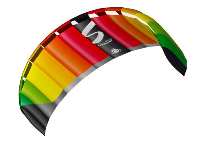 Symphony Pro 2.5 Rainbow Lenkmatte