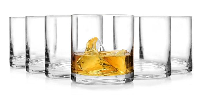 Bluespoon Whiskygläser