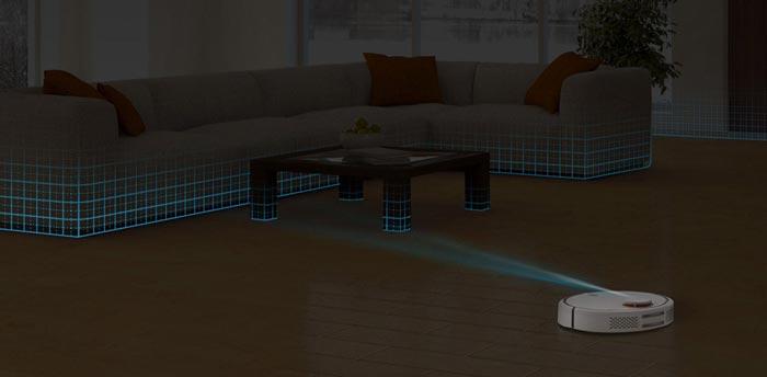 Xiaomi Mi Robot Laserscanner