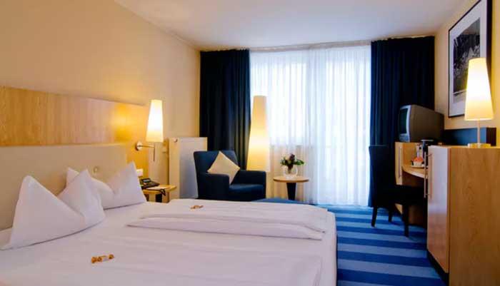 Achat Hotelzimmer