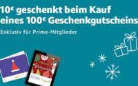 Amazon Geschenkgutschein