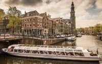 GratisGrachtenfahrt in Amsterdam