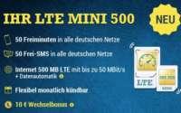 McSIM LTE Mini Tarife