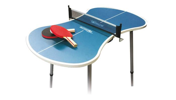Heimspiel Mini Ping Pong Tischtennis Set