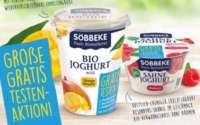 Söbbeke Bio Joghurt oder Sahne Joghurt