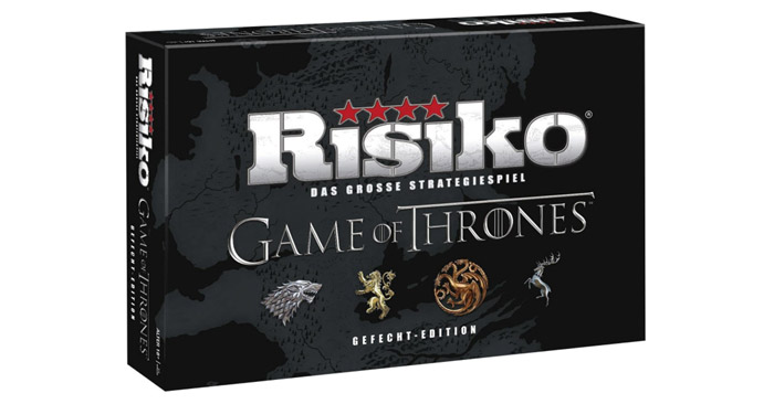 Strategiespiel Risiko Game of Thrones