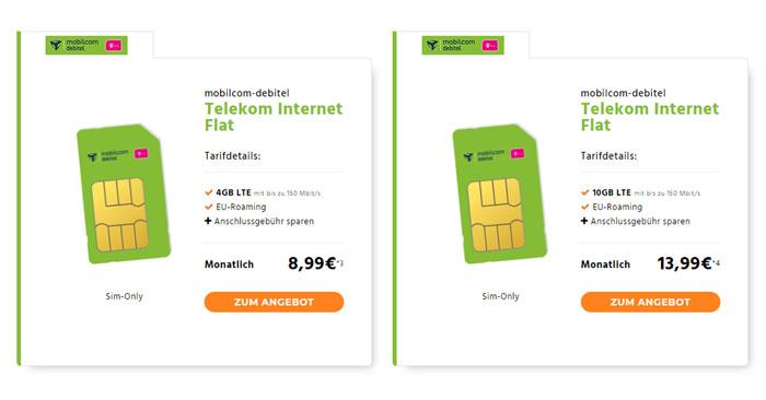 Telekom Datenflatrate