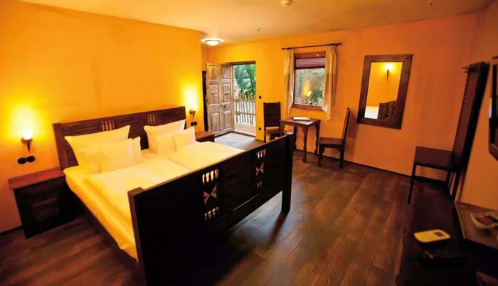Tropical Islands Premium Doppelzimmer