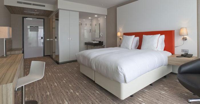 Van der Valk Hotel Schiphol Zimmer