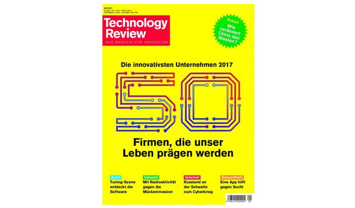 Zeitschrift Technology Review kostenlos