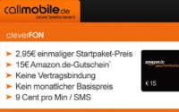 Callmobile Sim-Karte