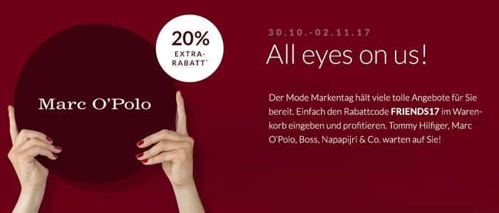 Engelhorn Mode Markentage