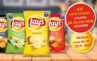 Lay's Chips Supermarkt Gutschein