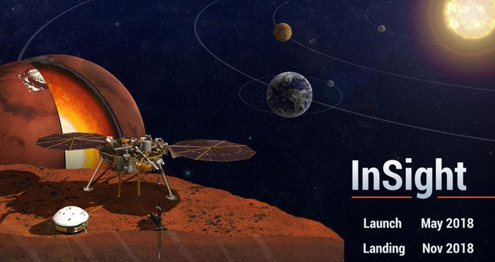 Namen kostenlos auf den Mars schicken