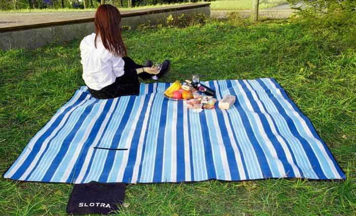 Slotra Picknickdecke