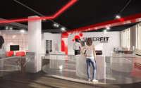 SuperFit Fitnessstudio Mitgliedschaft