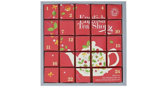 Tee Pink Adventskalender