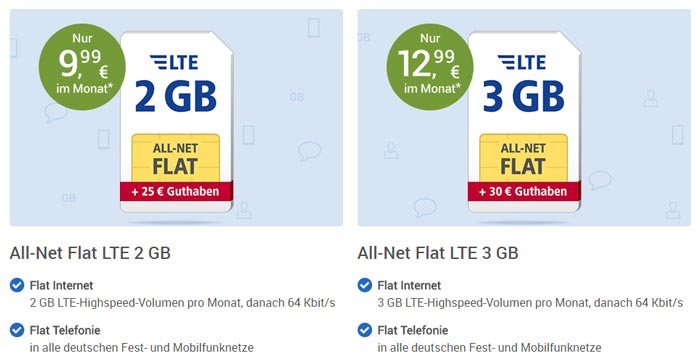 1&1 All-Net Flat Special