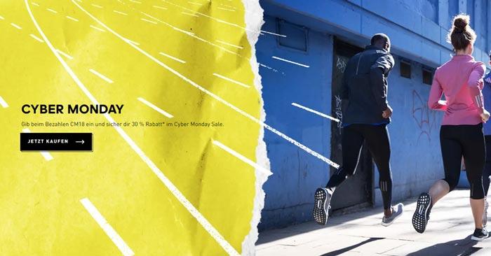 Adidas Cyber Monday