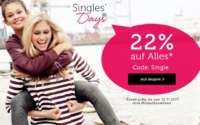 Bonprix Singles Day