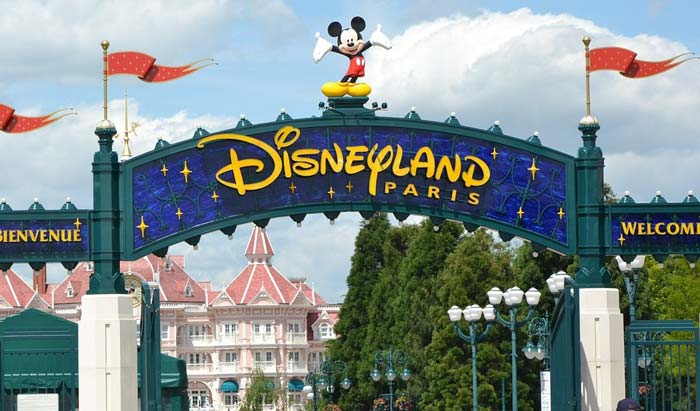 Disneyland Paris Winterangebot