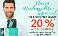Douglas Beauty-Card-Kunden Rabatt