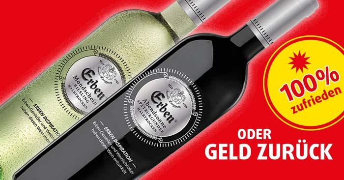 Erben Wein gratis testen