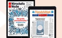 Handelsblatt ePaper & Wirtschaftswoche eMagazin gratis