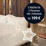 Hilton Hotelgutschein 2019 (2 Nächte inkl. Frühstück) für 199€ bei Tchibo