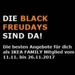 IKEA Black FREUdays