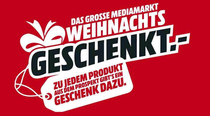 Media Markt Weihnachts-geschenkt