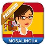 MosaLingua Premium Spanisch
