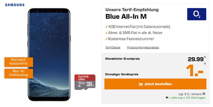 Samsung Galaxy S8+ Blue All-In M Tarif