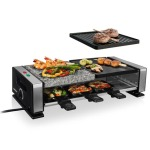 Silvercrest Raclettegrill SRGS 1400 B3 für 24,94€ bei LIDL