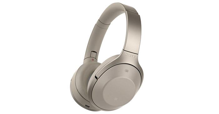 SONY Noise Cancelling Bluetooth Kopfhörer MDR-1000X