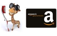 Zahnzusatzversicherung Amazon Gutschein