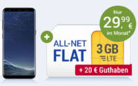 1&1 All-Net Flat LTE 3.000