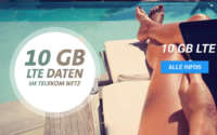 Telekom 10GB LTE Datenflat